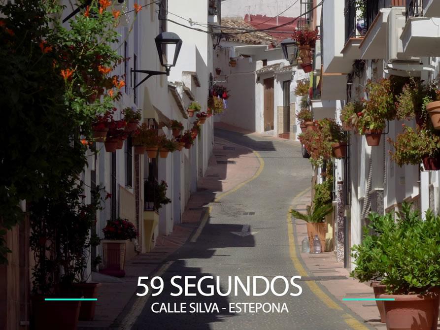 59 Segundos – Calle Silva, Estepona.