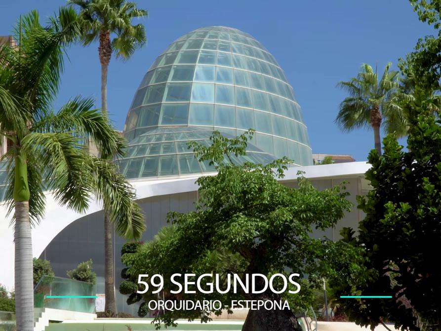 59 Segundos – Orquidario, Estepona.