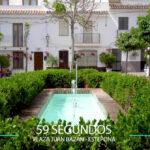 59 Segundos – Plaza Juan Bazán en Estepona.
