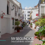 59 Segundos – Calle los reyes en Estepona.
