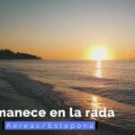Amaneceres en la playa de la rada, Estepona.