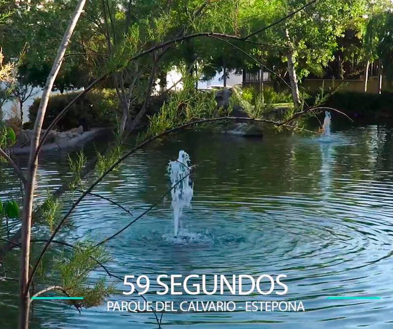 59 Segundos – Parque Calvario, Estepona.