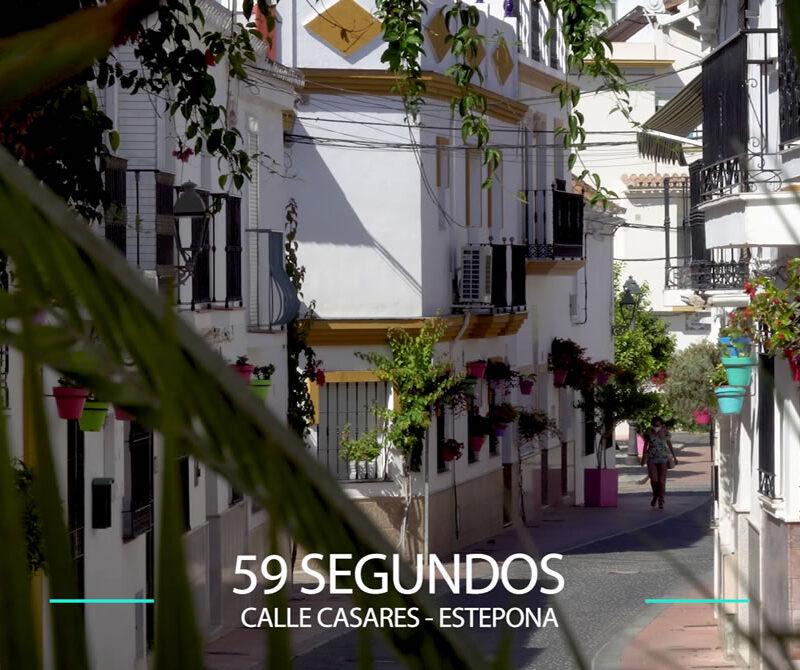 59 Segundos – Calle Casares, Estepona.