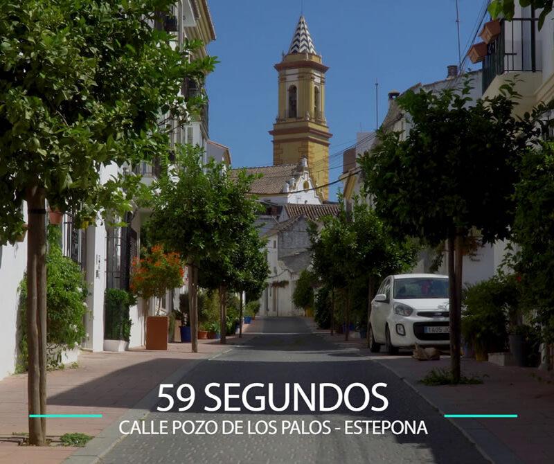 59 Segundos – Calle pozo de los palos, Estepona.