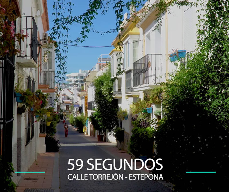 59 Segundos – Calle Torrejón, Estepona.