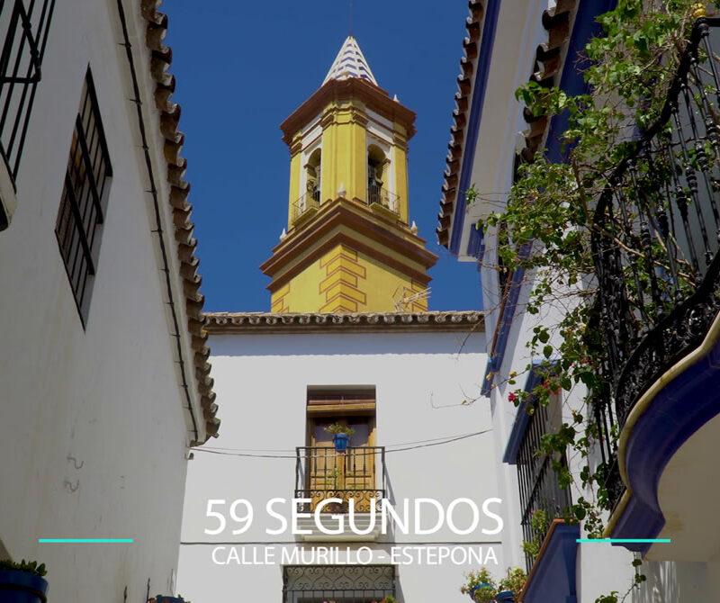 59 Segundos – Calle Murillo, Estepona.
