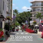 59 Segundos – Calle Terraza 7 en Estepona.